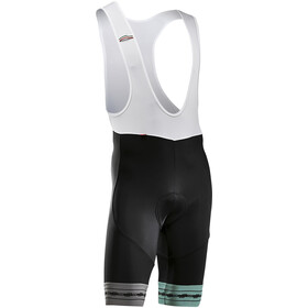 Northwave Wingman Short de cyclisme Homme, black/green
